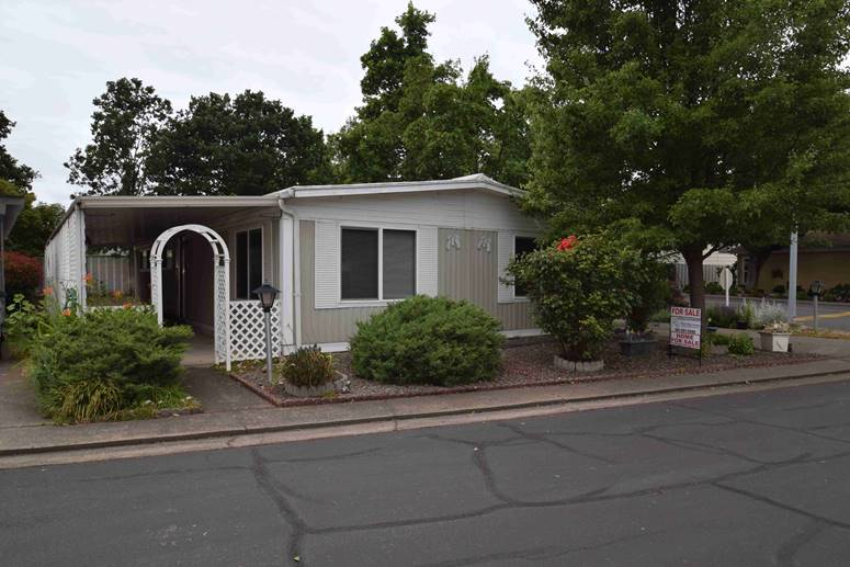 Do It Yourself Home Design: Manufactured Home For Sale At Aspens On The Creek, Medford