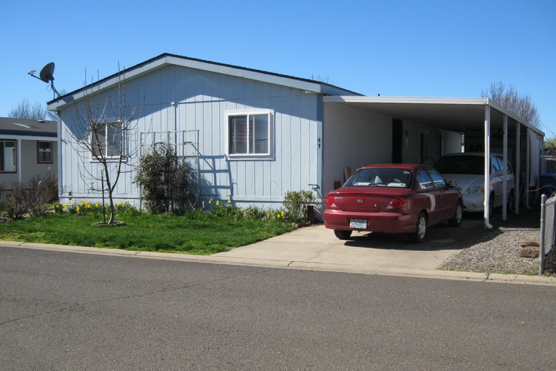 manufactured home for sale at butte crest eagle point oregon