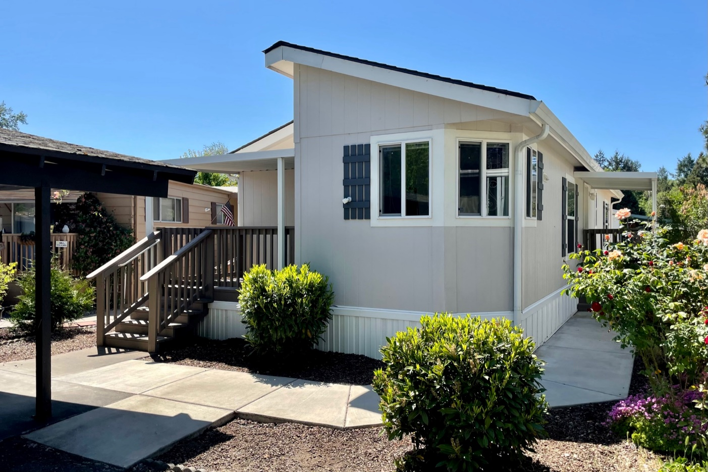 Manufactured Homes And Mobile For Sale In Adult Parks Southern Oregon