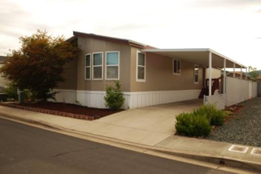 manufactured home for sale at 2552 thorn oak medford oregon