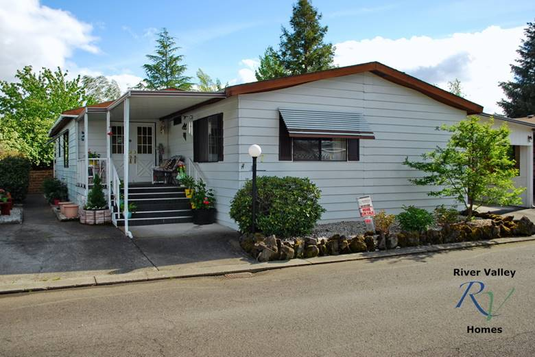 manufactured home for sale at pacific village medford oregon