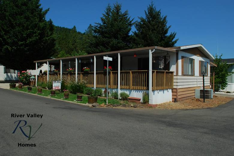 manufactured home for sale at park view mobile rogue river oregon